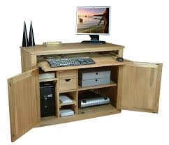 traditional hidden home office. Modern Home Office/study Computer Desk With Hidden Monitor Traditional Office
