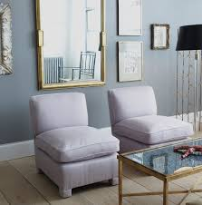furniture for tight spaces. Slipper Chairs Decorating Small Spaces Decor Furniture For Tight