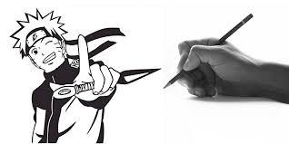 Impara A Disegnare Naruto Anime Cartoon