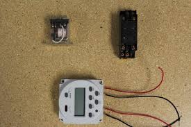 12v relay timer switch 4 steps 12v relay timer switch