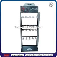 Hanging Stands Displays Inspiration Tsdc32 Custom Supermarket Pos Floor Cardboard Gloves Display Stand