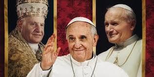 Risultati immagini per a Giovanni XXIII e paolo vi