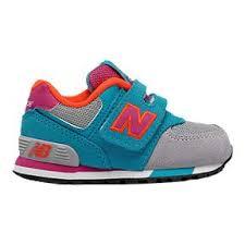 new balance girls. new balance girls\u0027 574 preschool casual shoes - grey/teal girls i
