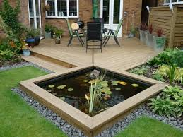 Small Picture Relaxing Garden Pond Design Ideas for your Outdoor Home Modern