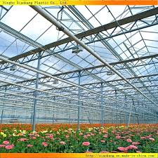china triple wall greenhouse panels hollow sheet polycarbonate bq