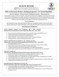 Journeyman Welder Sample Resume Simple Welding Resume Examples Welder Resume Sample Resume Stunning Welding