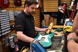 Guitar Technician Guitarguitar Epsom Guitar Shop