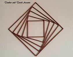 copper abstract squares metal wall decor geometric wall decor manly office decor scrap metal art junk art welded metal art reclaimed on abstract geometric metal wall art with metal sun metal wall decor metal sun sculpture rustic metal