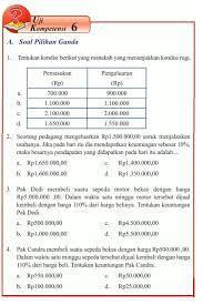 Kunci jawaban lks kreatif matematika sma kelas 10 pdf docdroid. Jawaban Soal Matematika Kelas 7 Uji Kompetensi 2 Kumpulan Contoh Surat Dan Soal Terlengkap