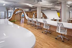 5 Amazing Offices that Will Make You Want to Work Overtime workEQ