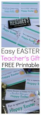 easy easter teacher gift kids will actually want to give if you have been to this site before you will know how much i love designing new printable s the more i do the more that i want to do