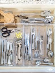 best silverware organizer for the kitchen