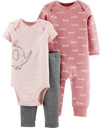 <b>Baby Girl Sets</b>   Carter's   Free Shipping