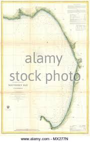 English This Is An Uncommon 1857 U S Coast Survey Chart Or