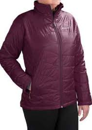 columbia sportswear mighty lite iii omni heat jacket insulated for plus size