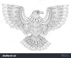 Best Eagle Coloring Page 98 On Coloring Site With Eagle Coloring ...