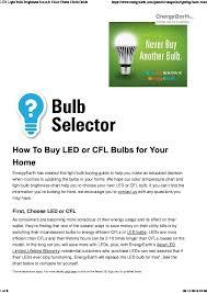 Bulb Brightness Chart Led Light Bulb Brightness Scale Color Charts _ Bulb Guide