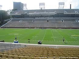 Bobby Dodd Stadium View From Club 2 Vivid Seats