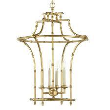 gold lantern chandelier golden bamboo paa lantern gold lantern chandelier