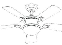 ceiling fan drawing ceiling fan drawing ceiling fan line drawing