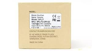 runcam split Модульная курсовая fpv камера с возможностью  Внутри в мягкой поролоновой форме уложены основная плата модуль камеры и wifi модуль