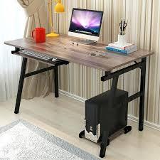 brilliant simple desks. Simple Computer Desk Fashion Office Desktop Home Modern Laptop Study Writing . Brilliant Desks I