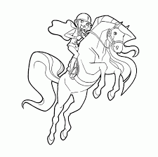Printable Coloring Pages horse coloring pages to print for free : Download Cartoon Horse Coloring Pages For Girls Free Or Print ...