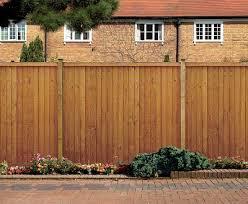 Horizontal Fence Panels Uk Fencing Panels And Posts Railway