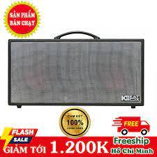 Loa kéo Acnos CS450 - Dàn âm thanh di động Karaoke cao cấp