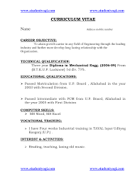 Sample Resume For Mechanical Engineer Fresher Ideas Collection Sample Resume Civil Engineer Fresher Inspirational 8