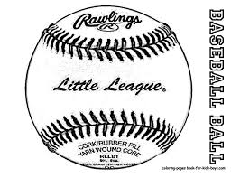 Small Picture 29 best Brawny Baseball Coloring Pages images on Pinterest