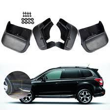 DWCX 4pcs Mud Flaps Splash Guards Mudguard Mudflaps Fender For ...