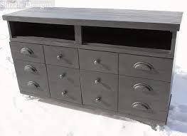 black painted furniture ideas. black painted furniture ideas shizzle design american paint company entertainment center dresser repurposed l