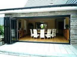 bi fold glass doors folding glass patio door folding glass patio door furniture cornerstone openings orange county bi fold doors folding glass patio door