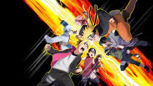 Anime 4k Boruto Ps4 Wallpapers ...