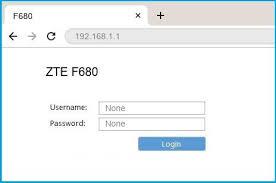 Di antaranya, ada zte dan huawei. 192 168 1 1 Zte F680 Router Login And Password