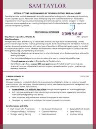 Sample Resume Sales Executive. Resume Samples For Sales And ...