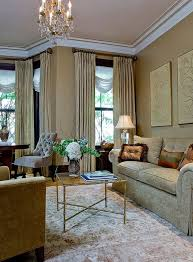 Living Room Curtain Rods Living Room Double Curtain Rods Home Design Ideas