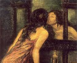 Risultati immagini per allo specchio