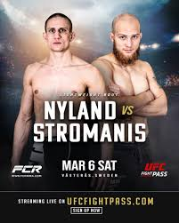 Geir kare nyland is a mma fighter with a amateur fight record of 1 wins, 2 losses and 0 draws Fcr 8 Geir Kare Nyland Vs Rahmads Stromanis Fighter Magazine