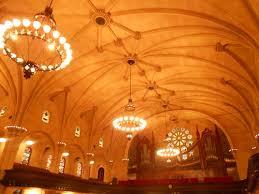 A Peek Inside the Brown Memorial Baptist Church