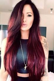 Hairstyle 2016 Female new hairstyles for women 2016 latest long red hairstyle for 2961 by stevesalt.us