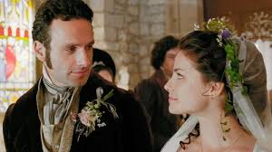 andrew lincoln played as edgar in the tv series wuthering heights  andrew lincoln played as edgar in the tv series wuthering heights in 2009 what a cool look andrew lincoln wuthering heights walking dead