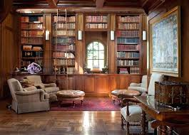 Classic Home Office Design Simple Office Library Design Home Office Library Design Ideas Images About