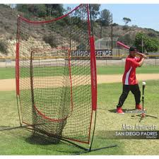 PowerNet Baseball Net 7x7 (RED) 149.99 $69.99 - Training Nets