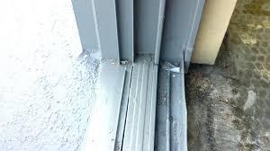 patio door track repair patio door seal patio door seal orig delightful sliding glass repairs track