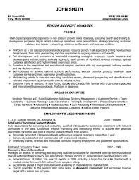Client Relationship Management Resume Account Manager Resume Template Download Click Here To Download This