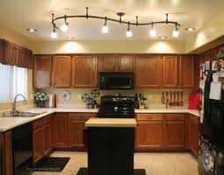 kitchen lighting idea. Modren Lighting 47 Creative Artistic Mesmerizing Track Led Lighting Idea For Kitchen  Interior With Small Space Pendant Light Fixtures Railing Lamp On Wooden Rustic Island  In