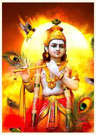 Shree Krishna Wallpaper Free Download