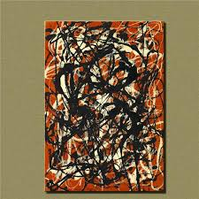 jackson pollock paintings value cuadros 2016 top fashion wall art large paintings for home